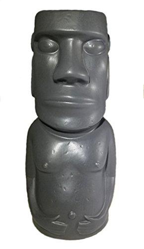 Limited Edition Ceramic - Easter Island Rongorongo Moai Tiki Mug - Limited Edition