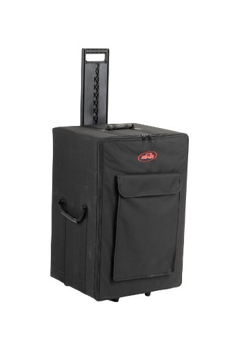 SKB Powered Speaker Case with wheels and Handle by SKB