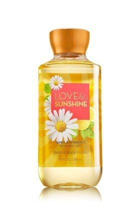 Bath & Body Works Shower Gel Love & Sunshine for $<!--$7.00-->