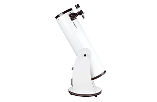 SkyWatcher S11620 Traditional Dobsonian 10-Inch (White) (Best 10 Inch Telescope)