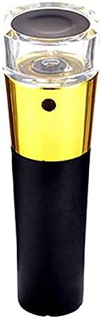 Sacacorchos de vino eléctrico, Juego de sacacorchos de vino automático multifunción, con cortador de papel de aluminio, vertedor de vino, tapón de vino al vacío, anillo de vino