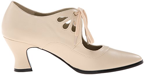 Pleaser Damen Victorian 03 Pumps, Braun Beige (Cream Pu)