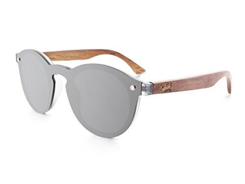 NEGRA de modèle RAMBLALa Dolce en bois Sunglasses soleil Mosca Negra Vita MIX LA MOSCA Lunettes wCStn8q