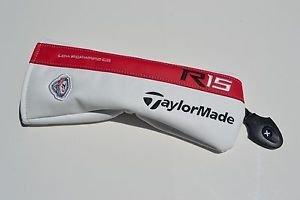 礼拝息苦しいベンチ新しいテーラーメイドr15 TPフェアウェイウッドゴルフヘッドカバー