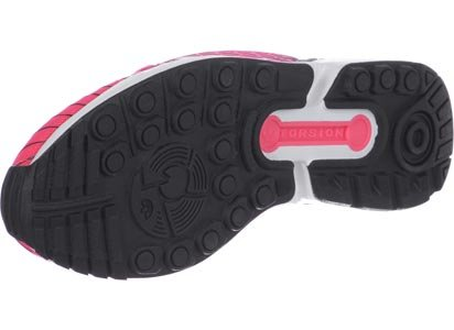 Adidas ZX Flux Schuhe shock red-shock red-core black - 46 2/3
