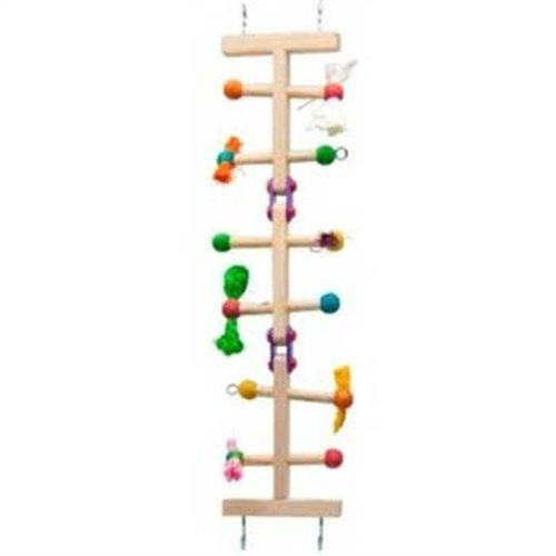 Super Pet Forage-N-Play Ladder, Medium, My Pet Supplies