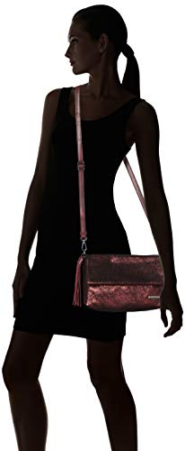 Chelsey Bulaggi Rojo 6 Bolsos Mujer pack Bandolera rot Crossover dFrwqOF