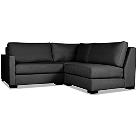 South Cone Home MYFR AR5 CHARC Mayfair Modular Sectional Charcoal