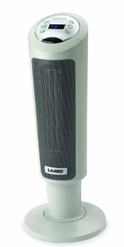 Pedestal Electric Heaters : Lasko ceramic pedestal heater appliances for home