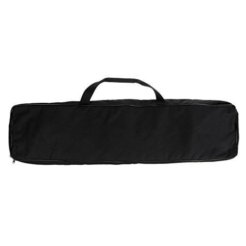 MonkeyJack Kayak/ Canoe/ SUP Split Paddle Storing Carry Bag Case with Shoulder Strap & Handle 36.6