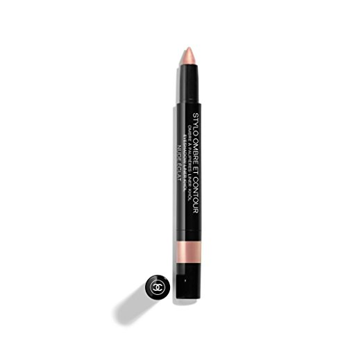CHANEL STYLO Ombre ET Contour Eyeshadow - Liner - Khôl # 06 Nude ECLAT (Eyes Shadow Chanel)