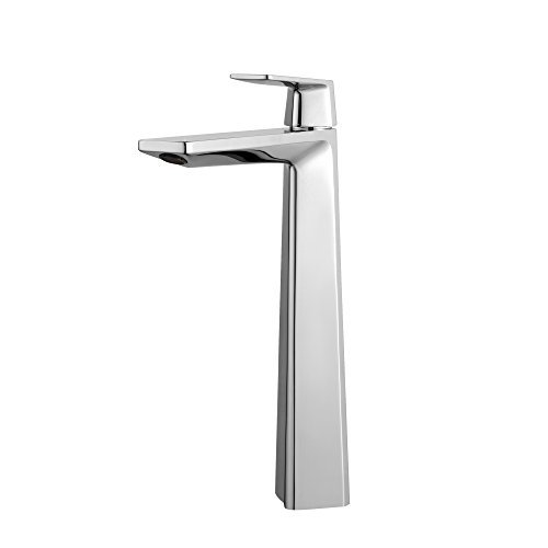 Kraus KEF-15300CH Aplos Single Lever Basin Bathroom Faucet Chrome by Kraus (Kraus Aplos Faucet compare prices)