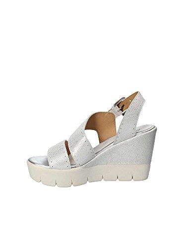 Compensée Impronte Sandale Femme Il181561 Gris Iozwkpxut 0wNv8nmO