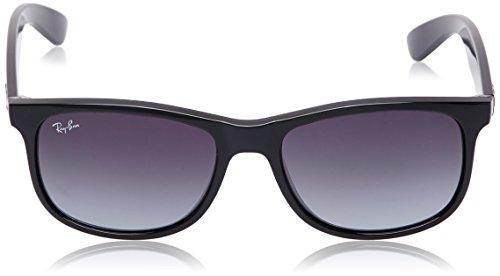de unisex Ray Negro Ban sol Black Gafas Fwq8pqE