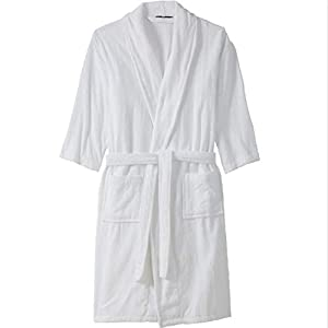 KingSize Men's Big & Tall Terry Bathrobe with Pockets