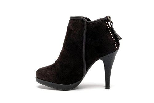 Refresh Ankle Boots Black z96fria1