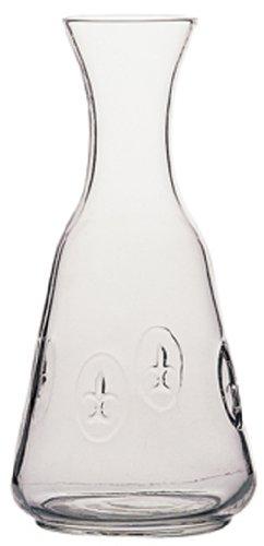 - La Rochere 25-ounce Fleur De Lys Carafe