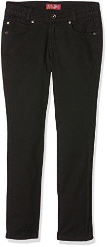 GOL Jeans-Röhre, Regularfit, Vaqueros para Niñas Negro (Black)