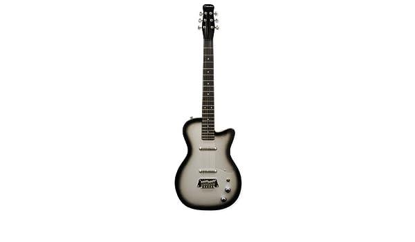 Silvertone 1303/U2 Guitarra Eléctrica Silverburst: Amazon.es: Instrumentos musicales