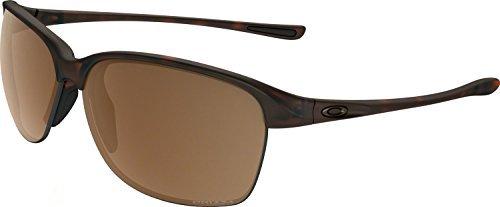 Oakley Womens Unstoppable Sunglasses, Tortoise/Gold Irid, One - Oakleys Gold
