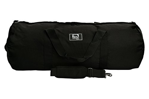 Heavy Duty Travel Equipment Duffel Bag Overwake Original (X-LARGE 40in. x 18in.) ()