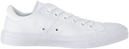 Blanco para White White Mujer Chuck Taylor Zapatillas Whitewhite Madison White White All Converse Star 0qYwz8zp