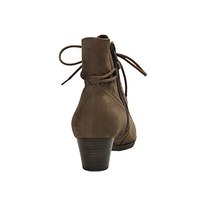 marrone Marrone Stivali 5 Gabor Donna