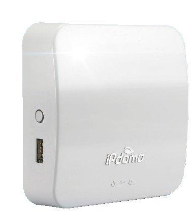 Ipdomo - Termostato Wi-Fi (Internet), para smartphones y tablets
