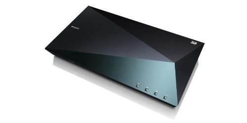 Sony BDP-S5100 3D Blu-ray Disc Player with Wi-Fi (2013 Model) (Blue Internet Ray Player Dvd)
