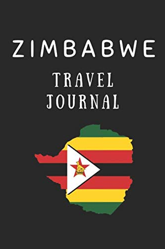Zimbabwe Travel Journal: Composition Notebook...