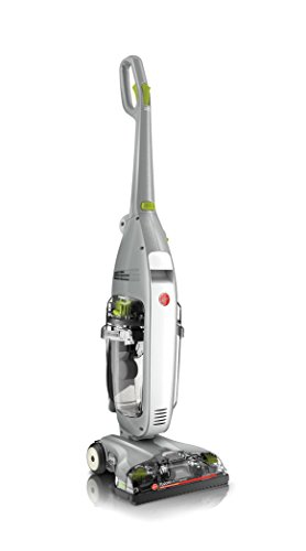 Hoover Hardwood Floor Cleaner FloorMate Deluxe Corded Bare Floor Cleaner with Foldable Handle FH40170