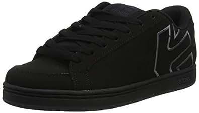Etnies Men's Kingpin 2 Skate Shoe, Black/Charcoal, 10 Medium US