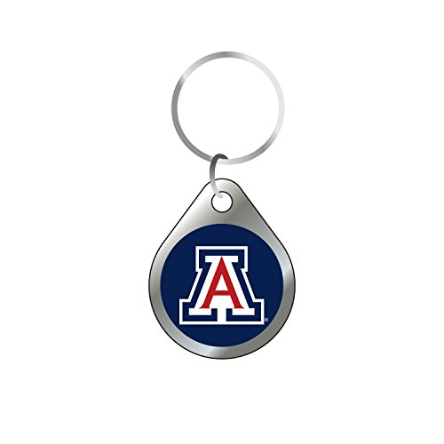- Arizona Wildcats Keychain DOMED UNIV OF ARIZONA KEYCHAIN