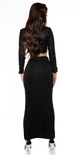 In-Stylefashion - Falda - para mujer negro
