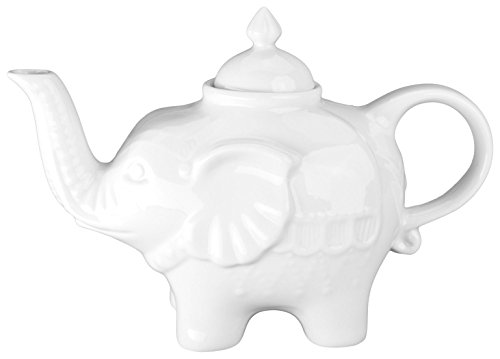 BIA Cordon Bleu Elephant Teapot (Cute Teapot)
