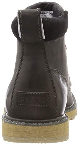 Men's Toe SOREL Grill Black Boots Madson Waterproof Moc dqUxHwS