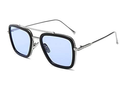 Carlson Raulen Unisex Adult Rectangular Sunglasses