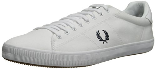 Fred Perry Howells Twill B6260119, Baskets Mode Homme