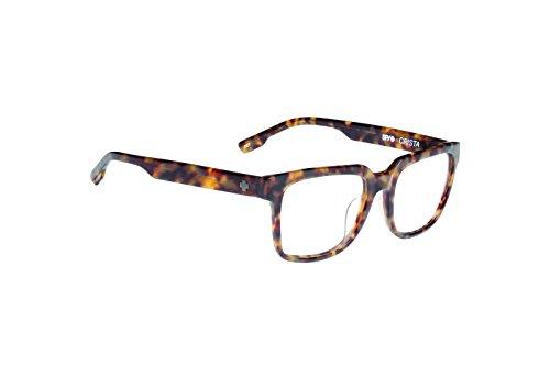 Spy Crista Rectangular Eyeglasses,Desert Tort,52 - Sunglasses Spy Com