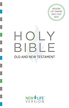 The Holy Bible - Old and New Testament: New Life VersionTM (New Life Bible) by [Compiled by Barbour Staff]