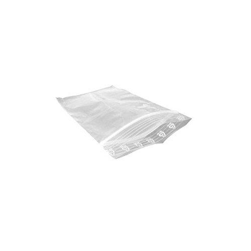 100 bolsa zip 40 x 60 bolsas de cierre mm zip 4 X 6 cm cierre a presión estándar CEE alimentairet consistente congelación