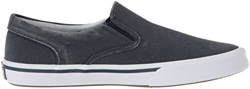 Sperry Top-sider Mens Stripper Ii Twee Meridiaanvlak Sportschoen Saltwash Navy