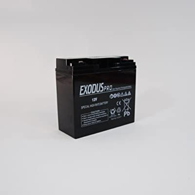 ENERGYFLO PREMIUM REPLACEMENT BATTERY for JUMP STARTERS
