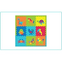 Funjoy Animals Birds - Dino, Horse, Tortoise, Penguin, Hen, Toucan, Crab, Butterfly and Lion