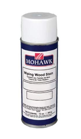 (Mohawk Wiping Wood Stain Aerosol Medium Walnut)