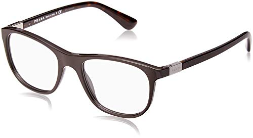Prada PR29SV Eyeglass Frames UF71O1-54 - Brown PR29SV-UF71O1-54 ()