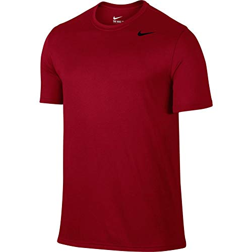 Rouge 2 Salle Nike noir Hommes shirt Dry noir nbsp;pour Legend T De Sport frvq0v4wT