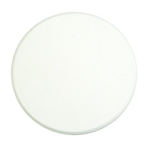 Prime-Line Products MP9271 Wall Protector, 5 in, Smooth Surface, Rigid Vinyl, White, Self-Adhesive Backing, Pack of 5