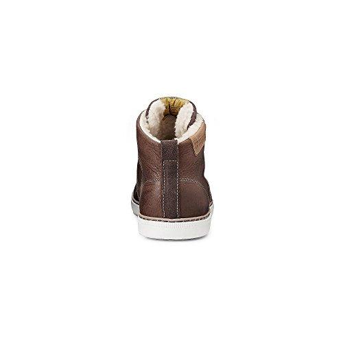 c1ffce61d9ca ... Cox Herren Winter Sneaker - Winterstiefel - Boots - Glattleder -  freizeit Stiefel - rutschhemmende Profilsohle ...