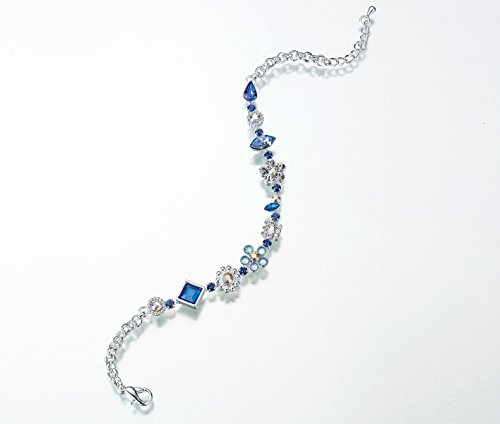 Lillian Rose Something Blue Bride Jewelry Ankle Bracelet by Lillian Rose
